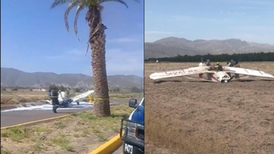 Caen dos avionetas en la Comarca Lagunera