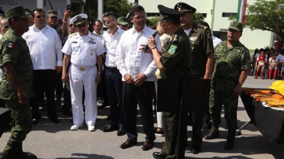 Tamaulipas combatirá trasiego de armas