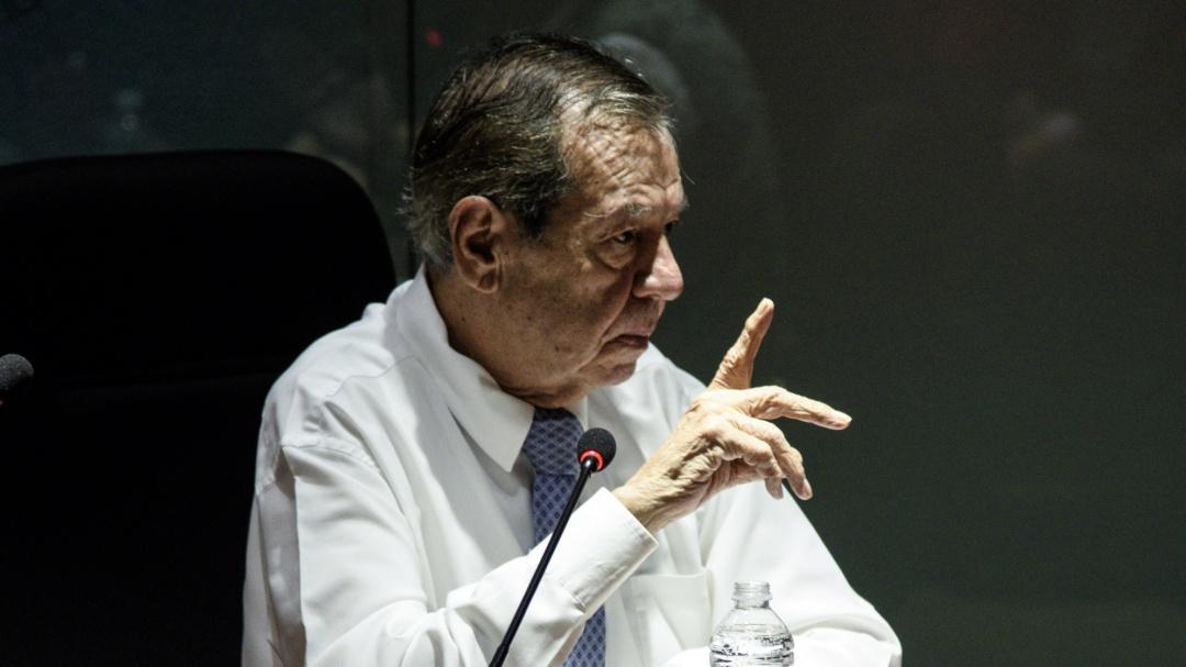 El país se ha convertido en una jaula para los migrantes: Muñoz Ledo