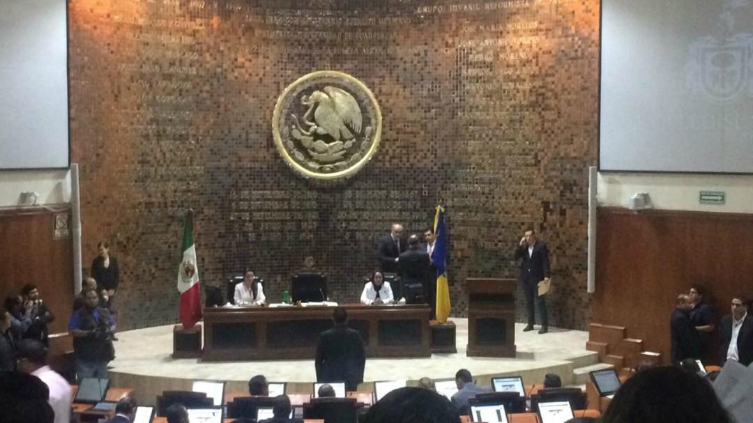 Congreso de Jalisco solicitará subsidio de casi 700mdp