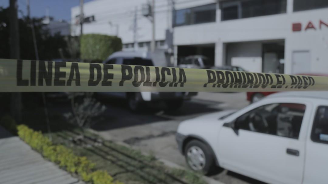 VIDEO   Un hombre asesina a un repartidor y lesiona a dos comensales