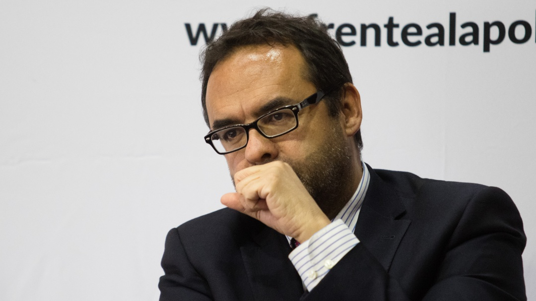 Destituyen a Hernández Licona del Coneval