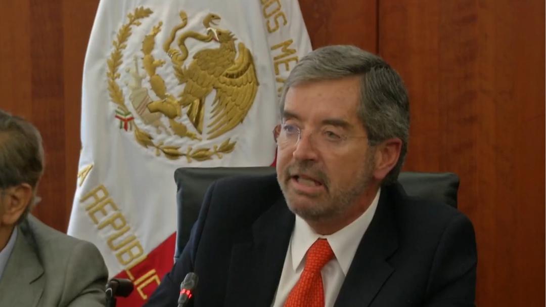Juan Ramón de la Fuente impulsará tema migratorio en Consejo de la ONU