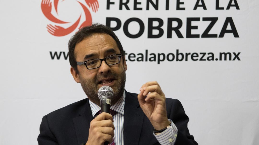 Espero se mantengan los contrapesos en el país: Gonzalo Hernández Licona