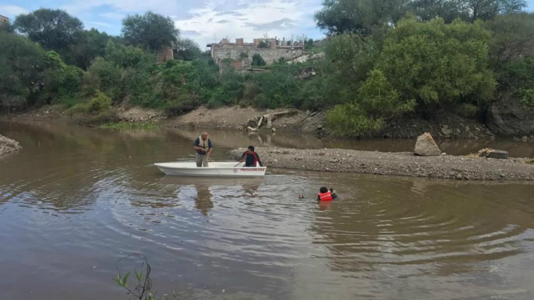 Mueren ahogados dos pescadores en San Juan de los Lagos