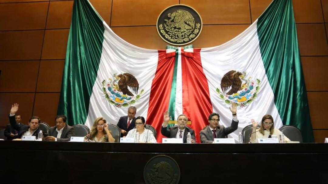Diputados aprueban en comisiones Ley de Extinción de Dominio