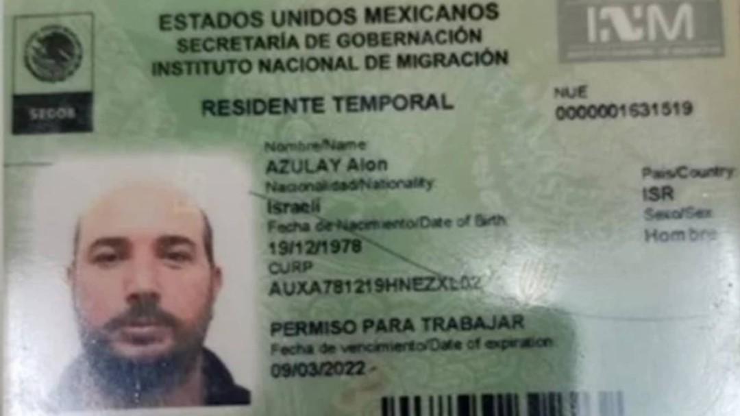 Israelíes asesinados en Plaza Artz tenían historial criminal en México