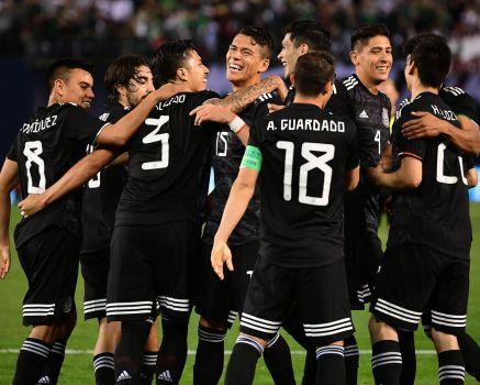 ¡México sube en el ranking de la FIFA!