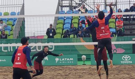 México consigue victoria en Panamericanos
