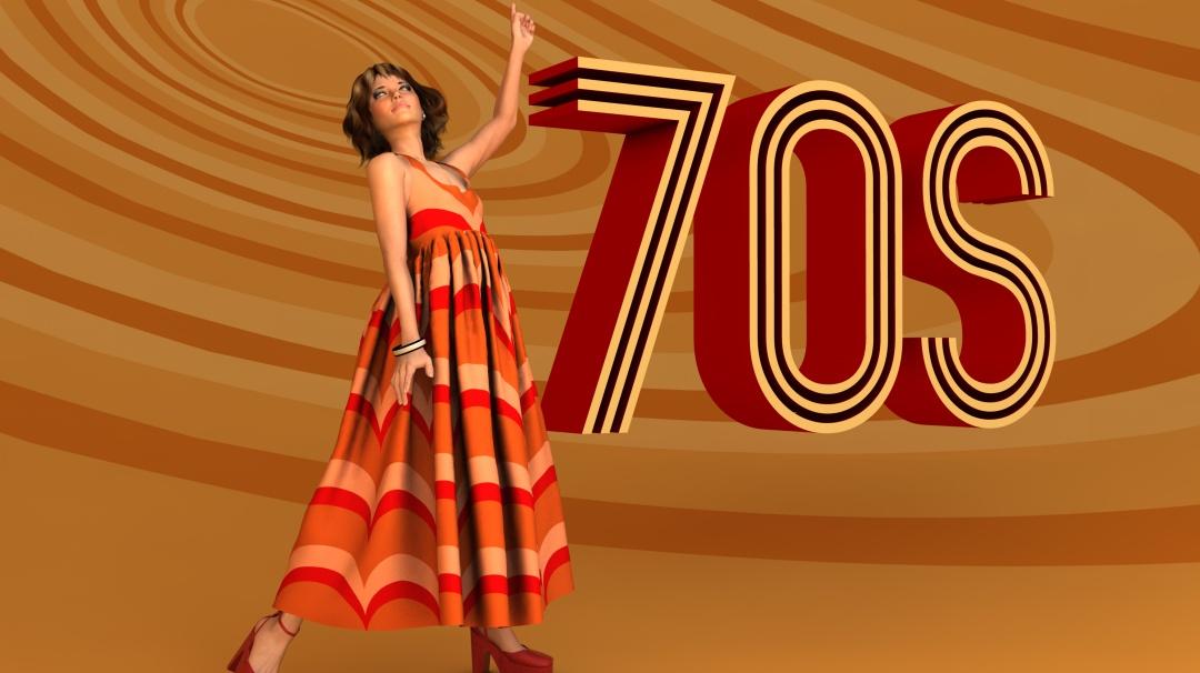 50 años de cultura pop: La década de los 70
