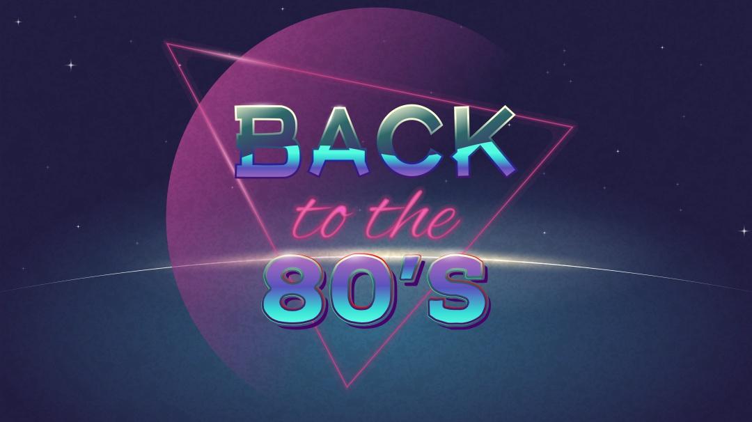 50 años de cultura pop: Década de los 80
