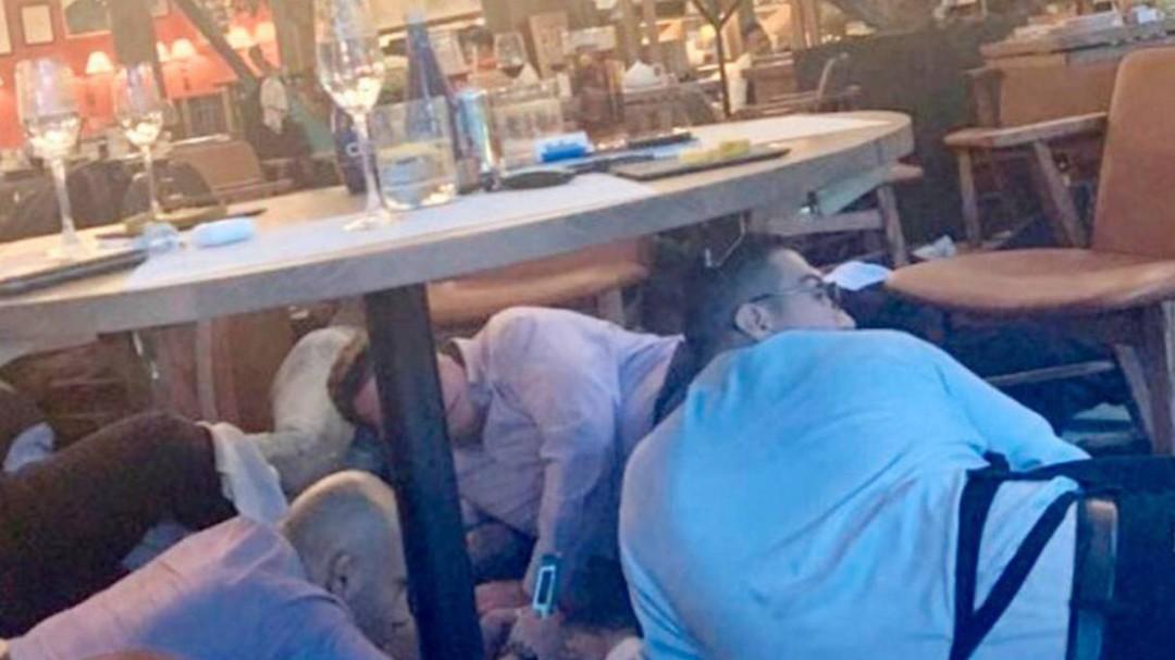 FGR podría atraer investigación por balacera en Plaza Artz: AMLO