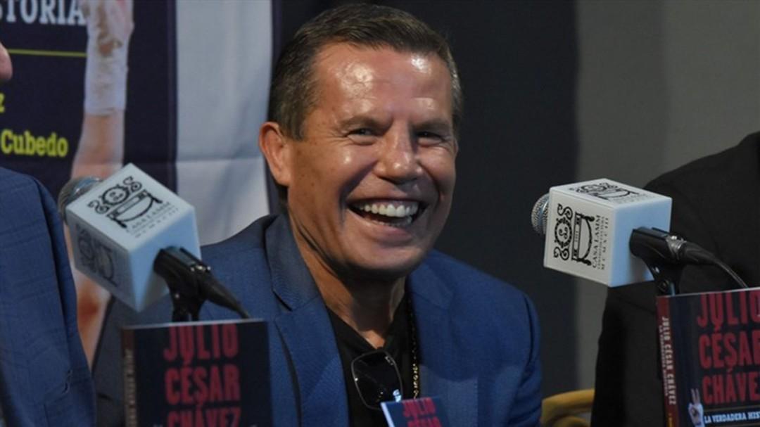 Julio César Chávez sufrió un robo