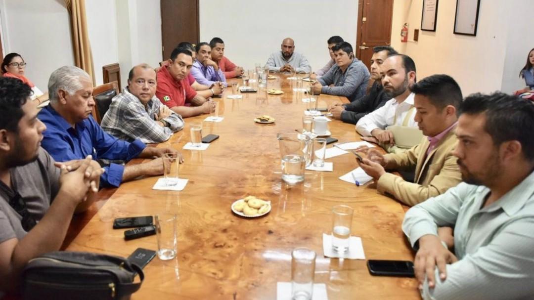 Descartan veto a Tonalá por parte de conductores de plataformas digitales