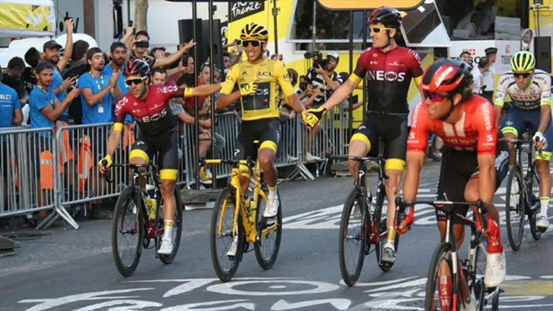 SOPITAS: Egan Bernal, gana la carrera más importante de ciclismo