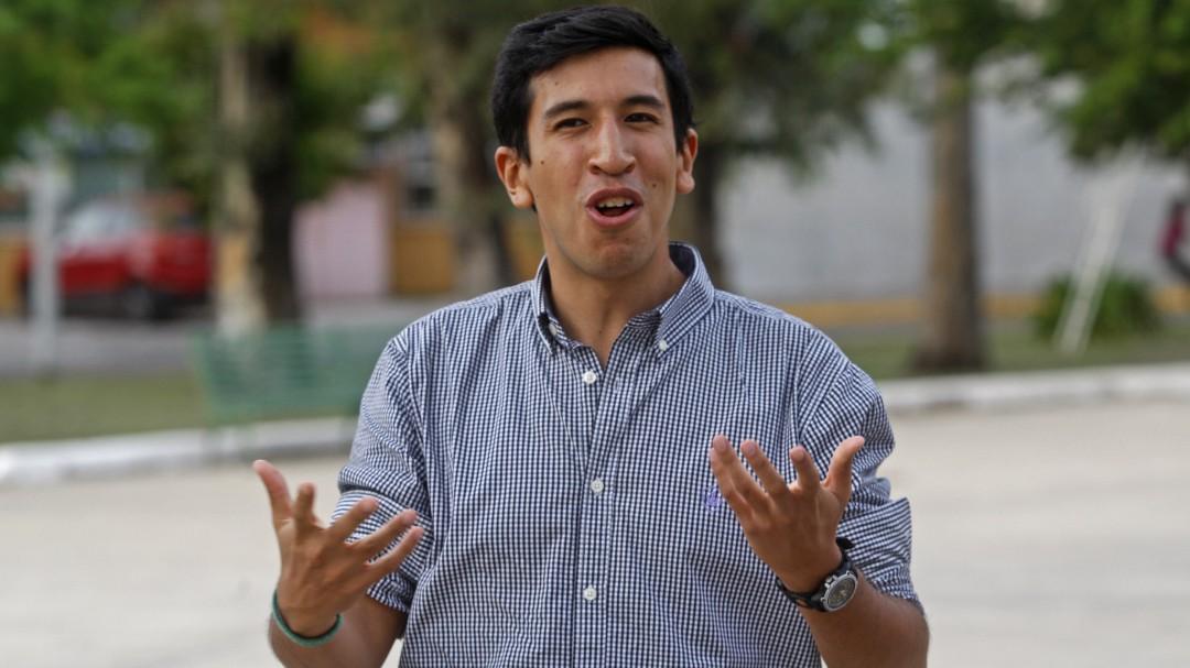 La movilidad debe ser un derecho: Pedro Kumamoto