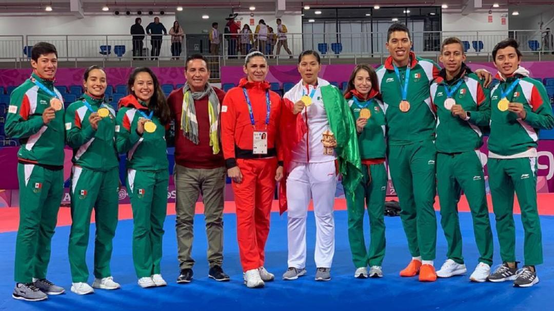 Taekwondo brilla en los Juegos Panamericanos 2019