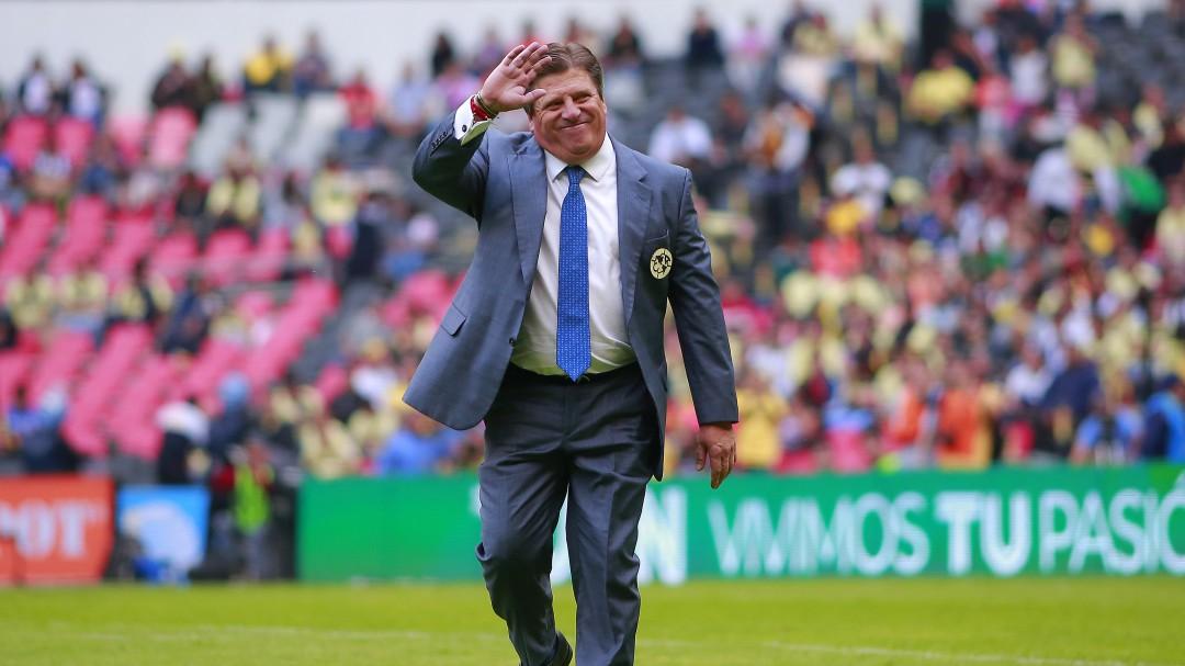 Miguel Herrera reconoció oferta por Marchesín y Uribe