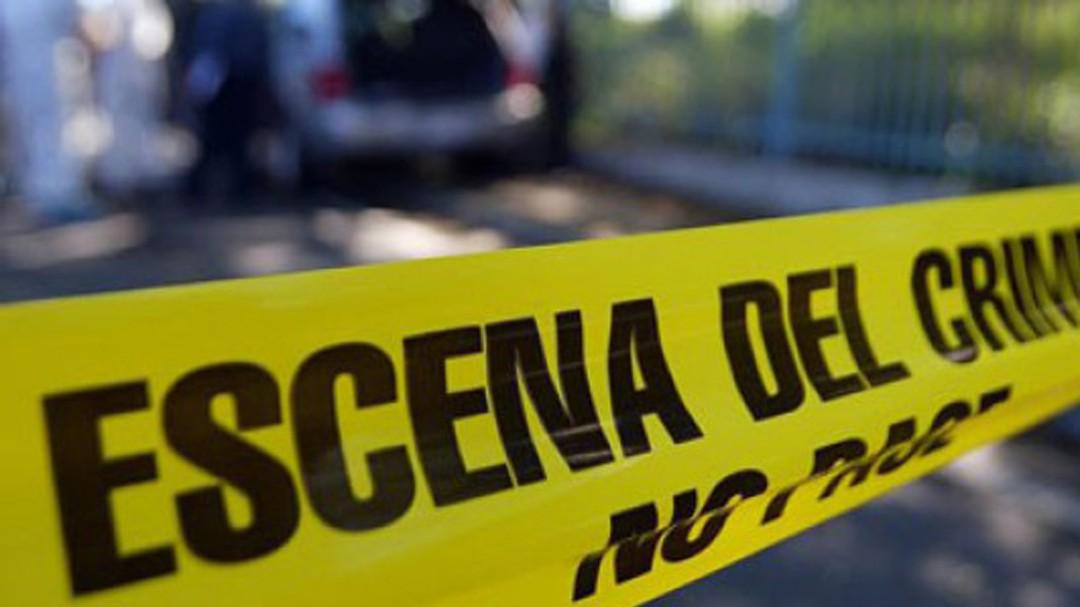 Asesinan a tres hombres en la colonia Ferrocarril