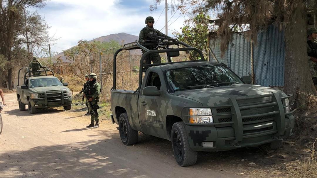 Localizan casa con cadáveres y personas raptadas en Tlajomulco