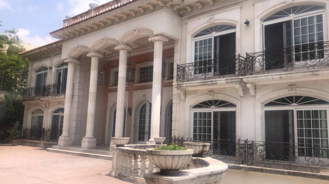 Subastan la mansión de Zhenli Ye Gon en Las Lomas