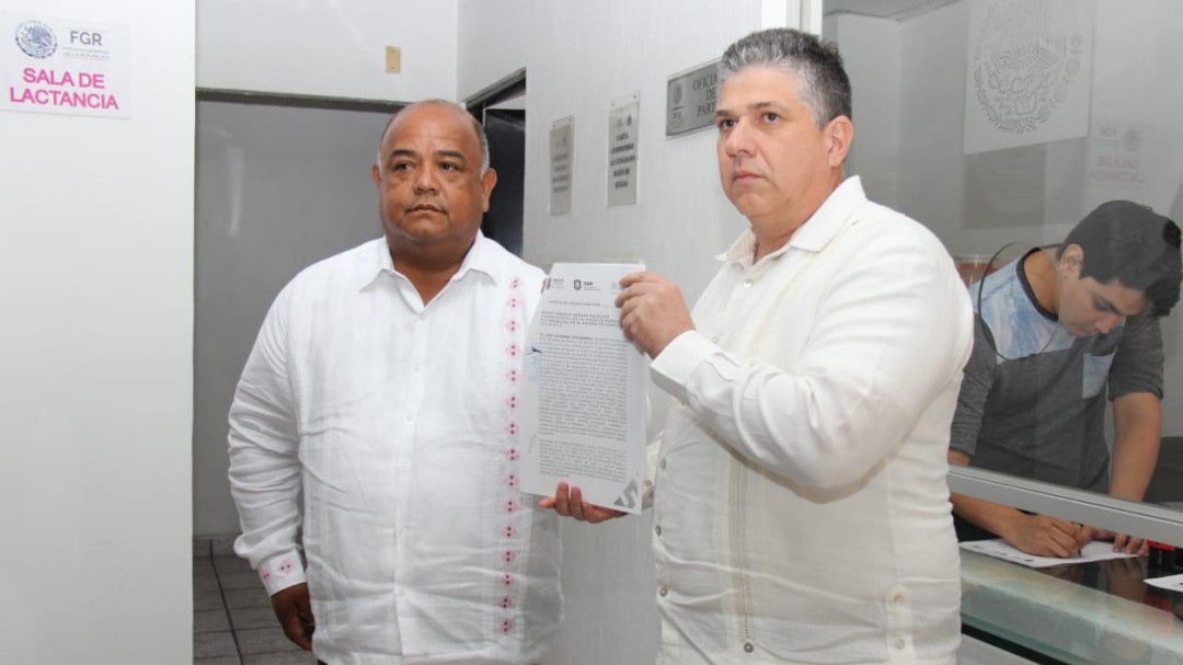 Denuncian a Fiscal de Veracruz por ocultar órdenes de aprehensión