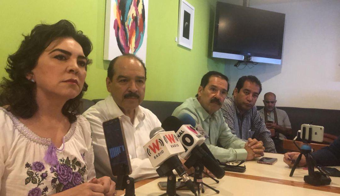 Aspirante a la dirigencia nacional del PRI busca voto de jalisciences