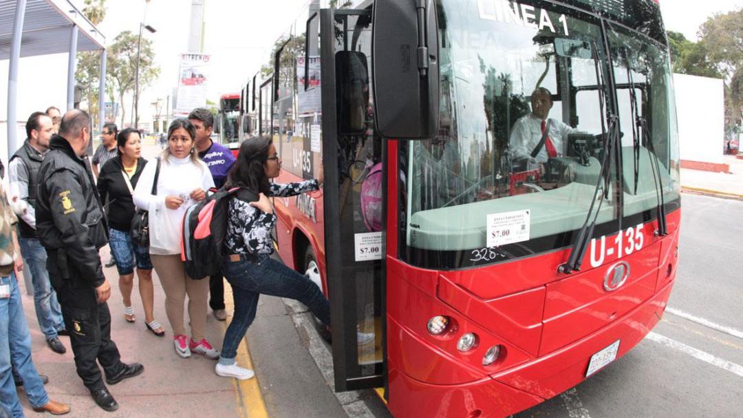 Secretaría de Transporte omitiría estudio de tarifa social