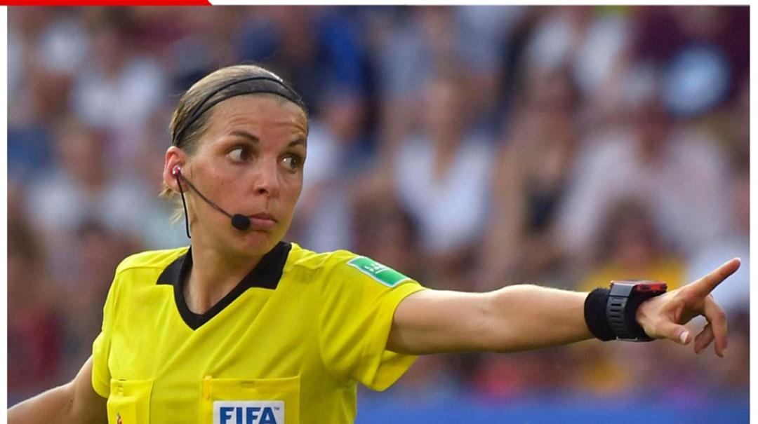 Una árbitro hará historia en la SuperCopa de Europa