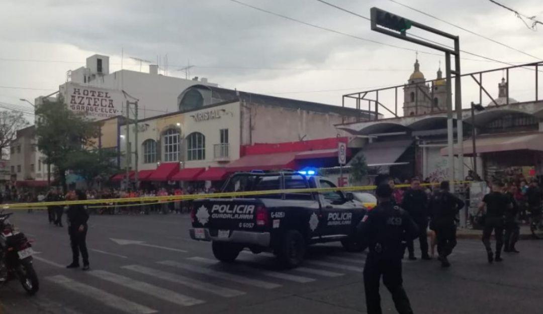 Los hechos ocurrieron en la avenida de Belisario Domínguez y Mesa del Norte