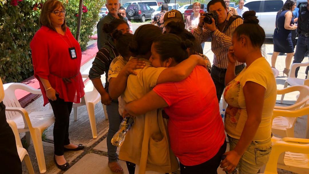 Mujer indígena obtiene libertad tras arresto ilegal