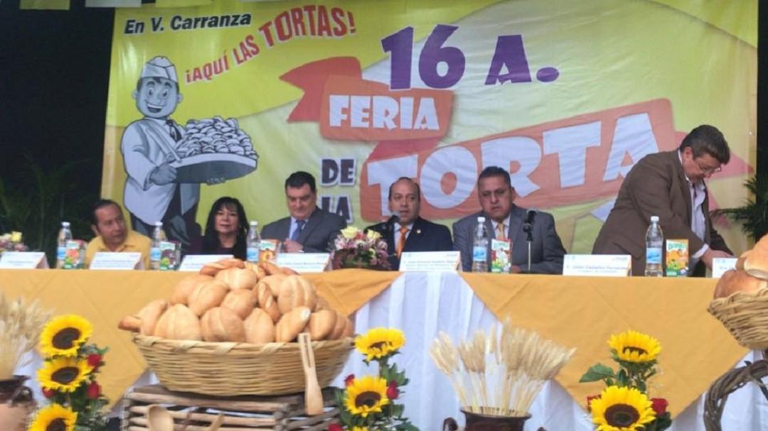 Feria de la Torta 2019, tradición y excentricidad