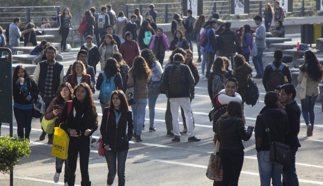Regresan a clases este lunes más de 356 mil estudiantes de la UNAM