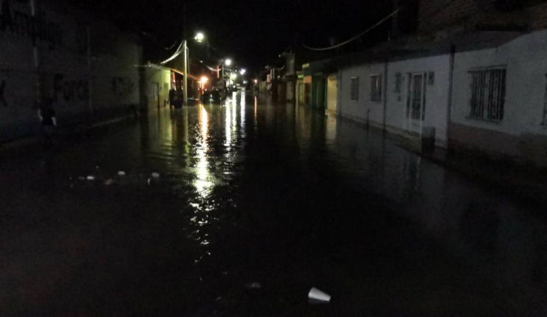 Lluvia daña 13 viviendas en Atotonilquillo