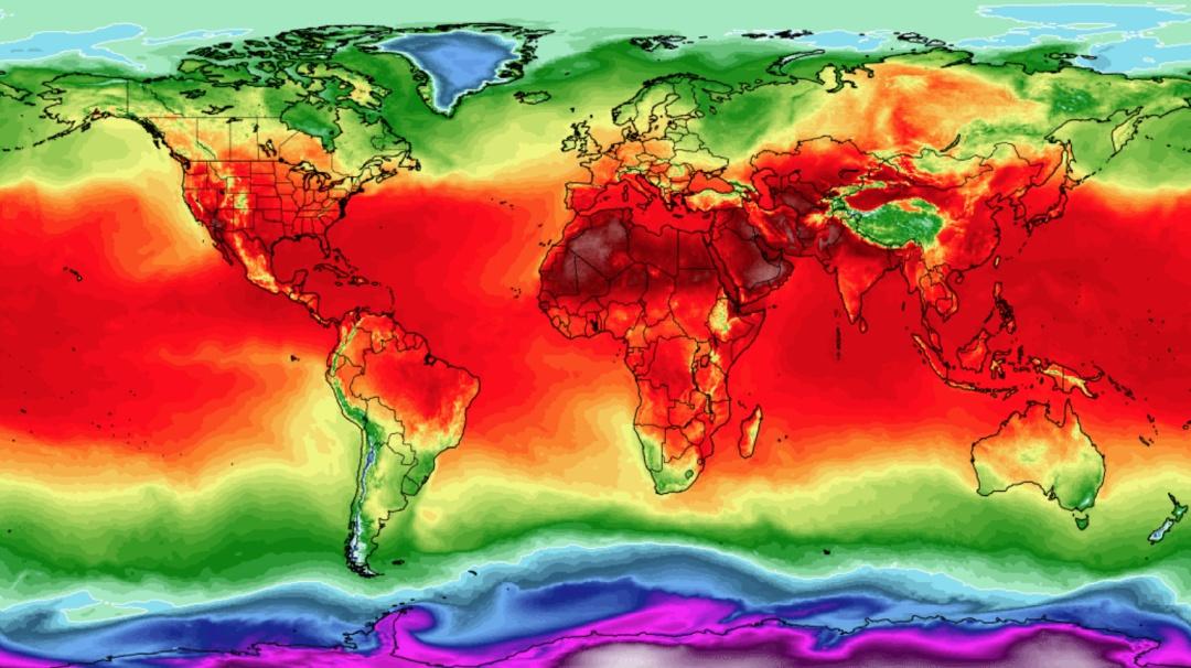 El planeta se calienta; julio de 2019 fue el más caluroso en la historia