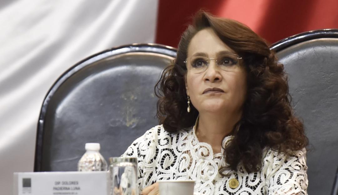 Padierna propone que Morena ocupe la mesa Directiva de San Lázaro 3 años