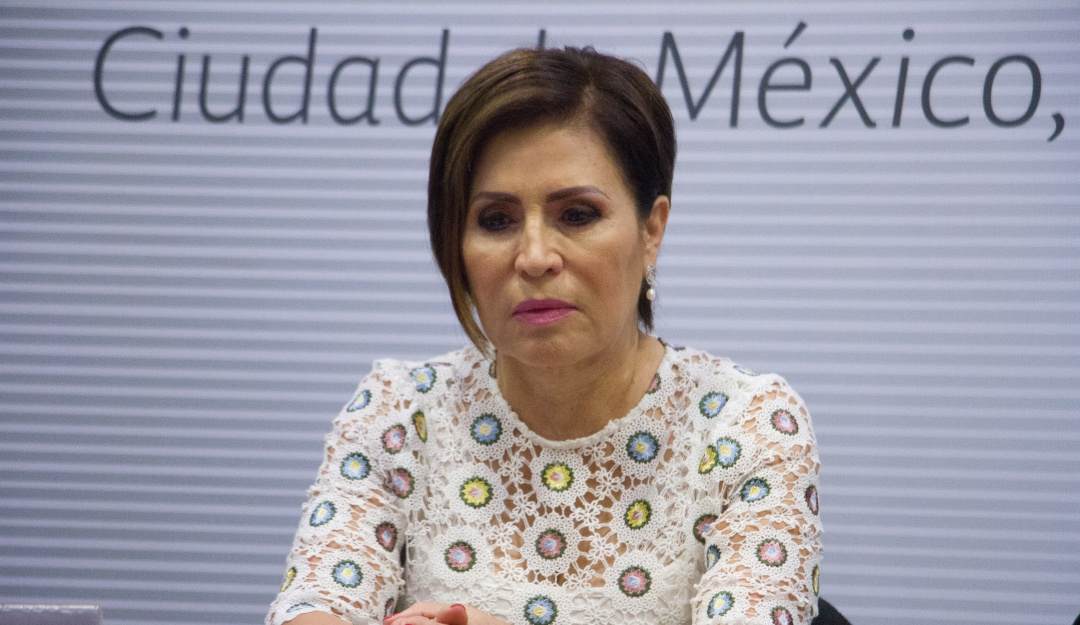 Envía Rosario Robles carta al presidente de la SCJN