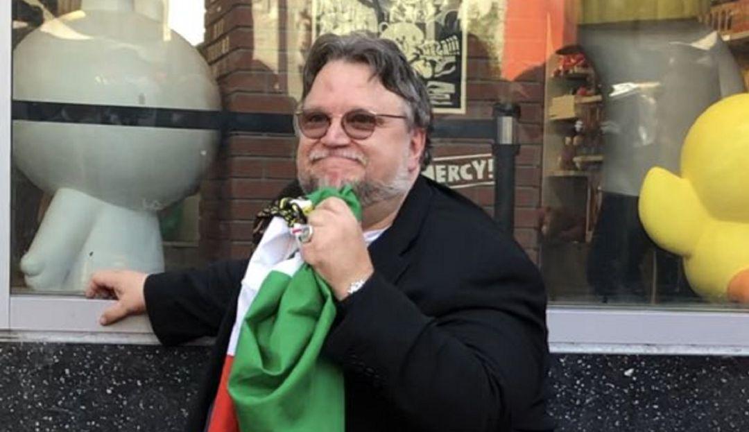 ¡Viva México! Guillermo del Toro orgulloso de ser mexicano y migrante