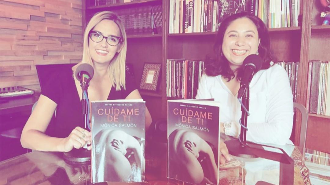 """Mayra González nos habla del libro """"Cuídame de Ti"""""""