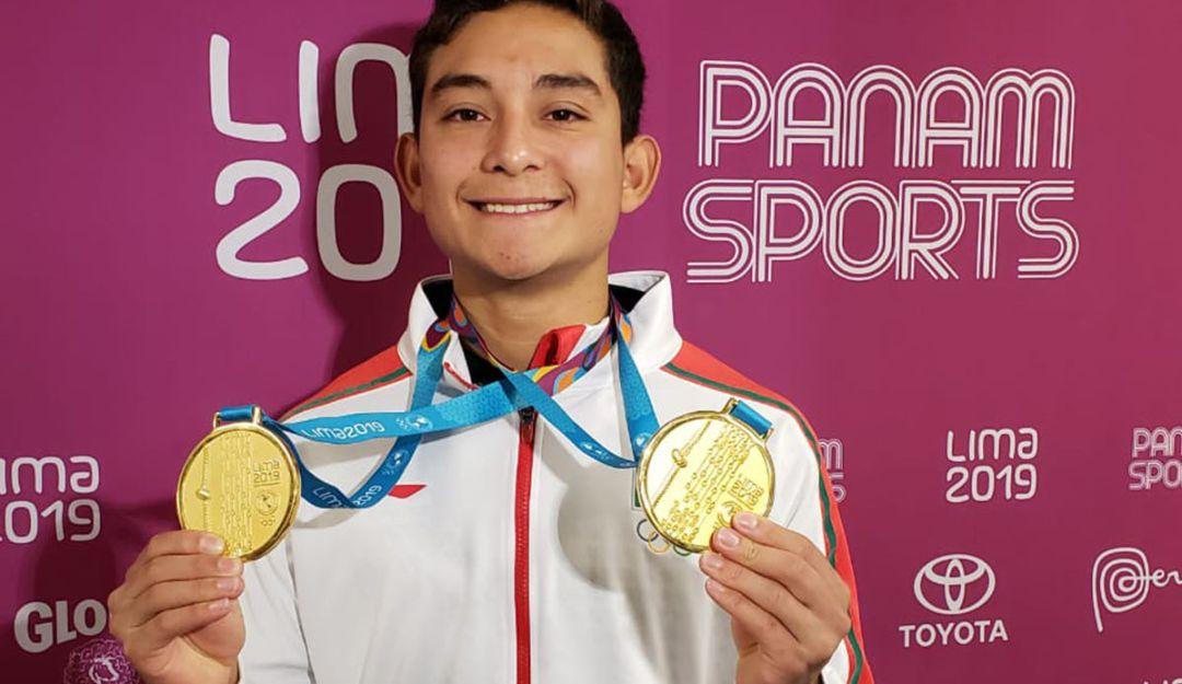 Medallista mexicano se considera flojo