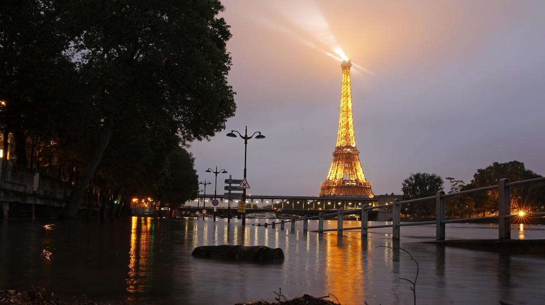 A mi manera: La historia de la Torre Eiffel