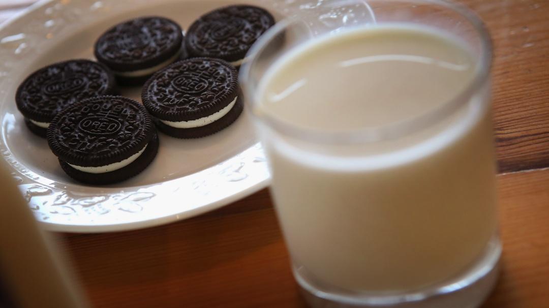 A mi manera: La ciencia detrás de las galletas remojadas en leche