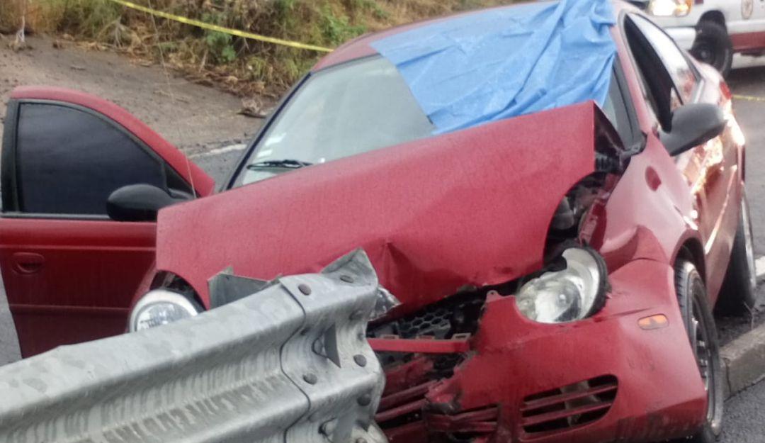 Accidente en Poncitlán deja un muerto