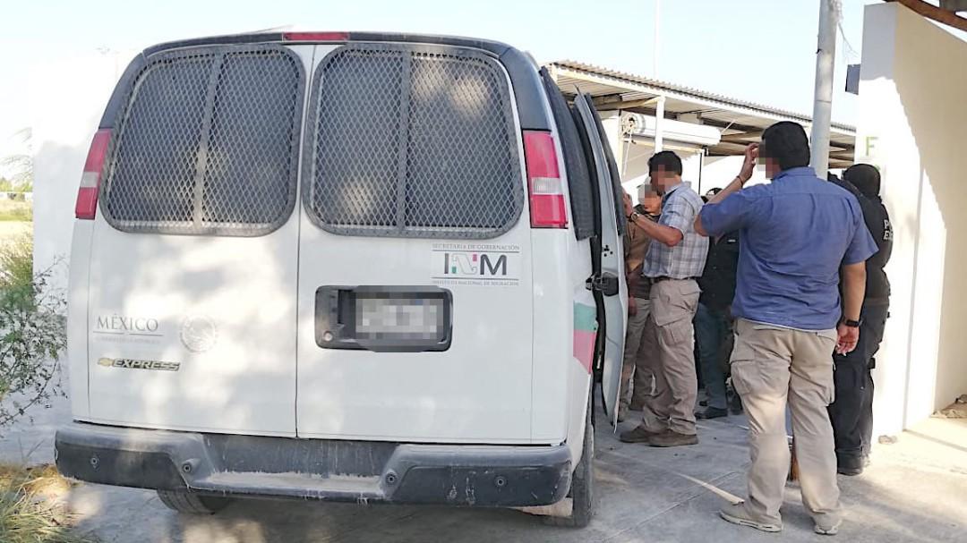 Liberan a 151 migrantes de origen centroamericano en Tamaulipas