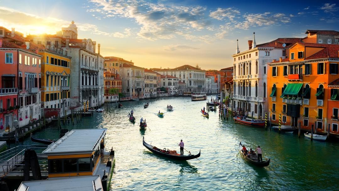 A mi manera: La historia de los gondoleros venecianos