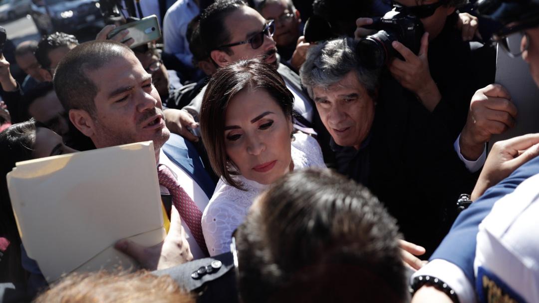 FGR acusa a Rosario Robles por desvíos de más de 5 mil 73 mdp