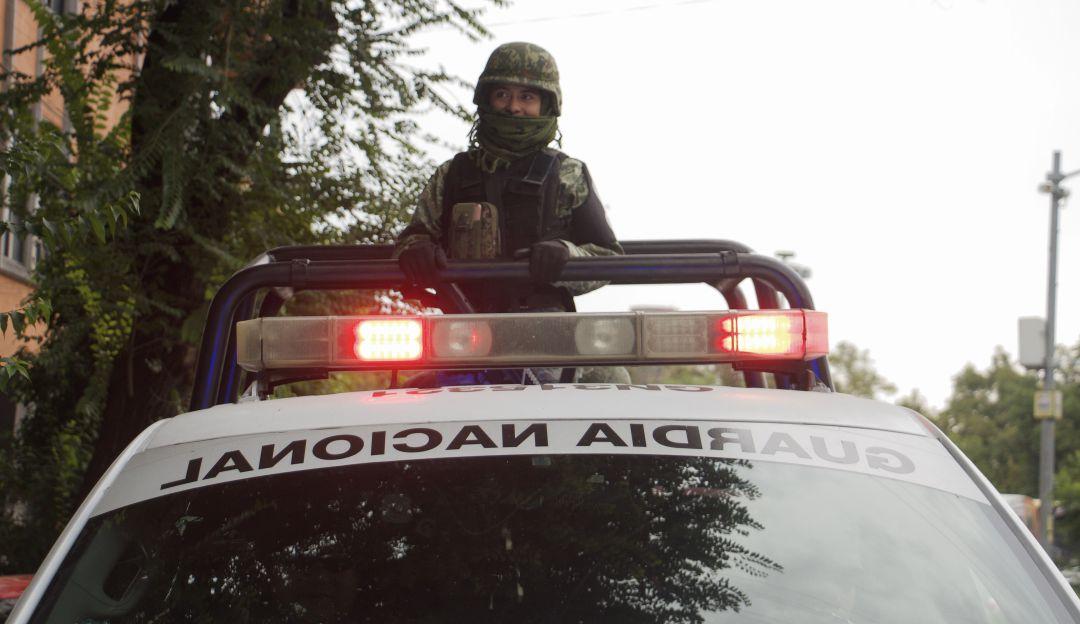 Guardia Nacional atacará robo a pasajeros y transportistas en CDMX