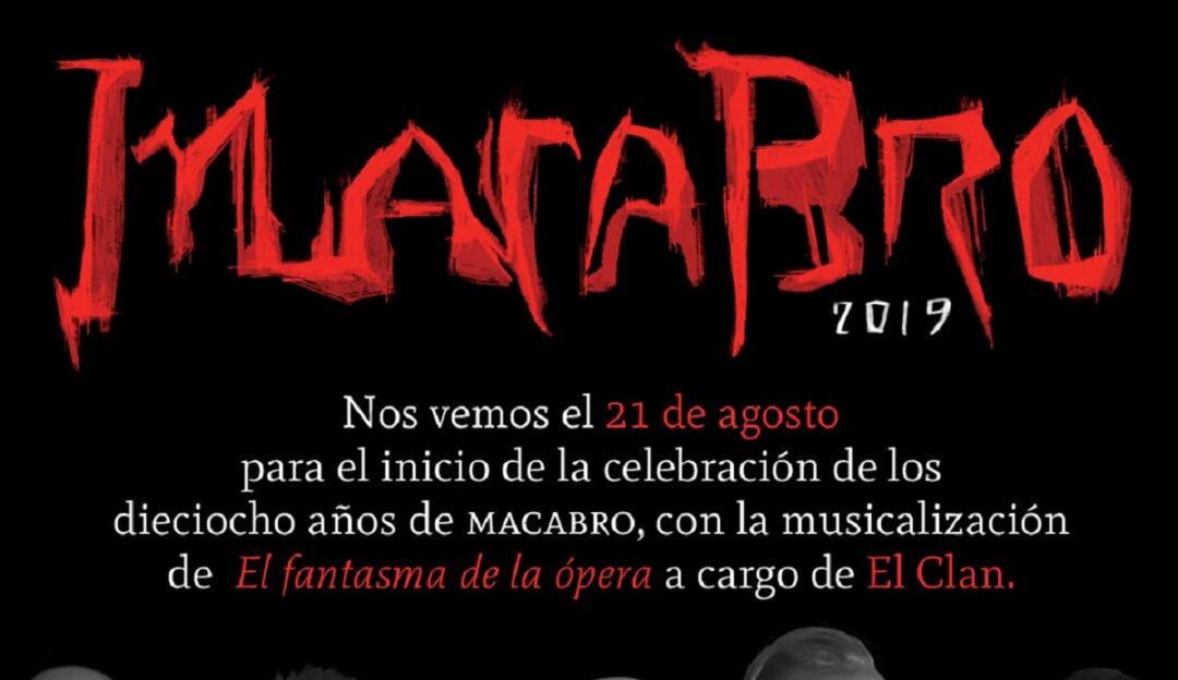 Festeja Macabro Festival de Cine de Horror su mayoría de edad