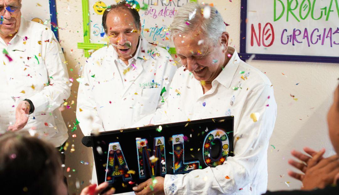 AMLO se congratula por resultados de atletas mexicanos en Panamericanos
