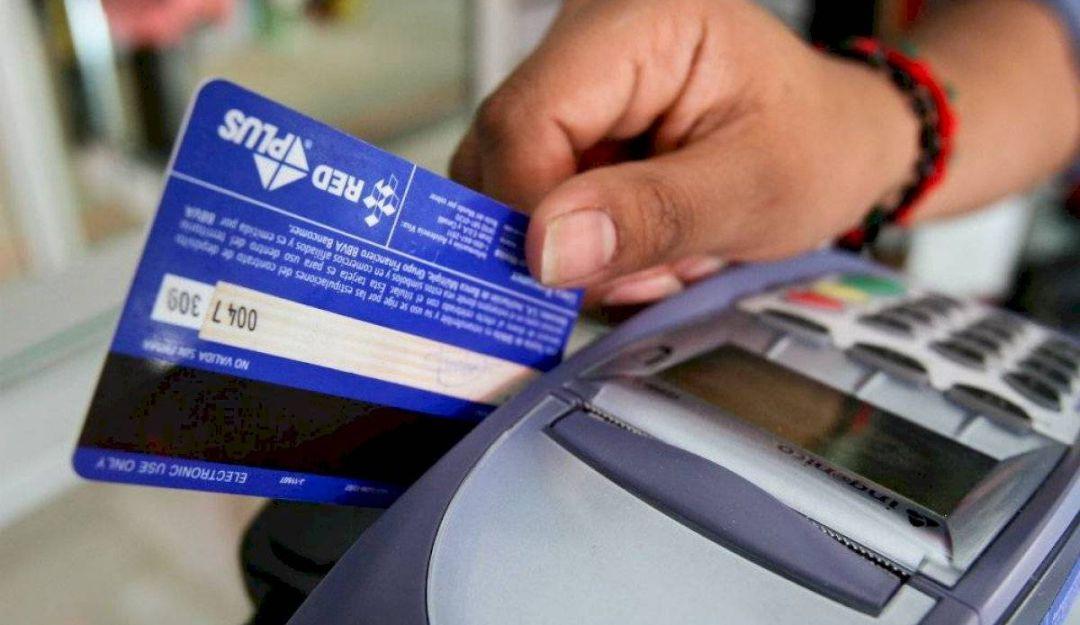 Se restablece sistema para el pago con tarjetas bancarias